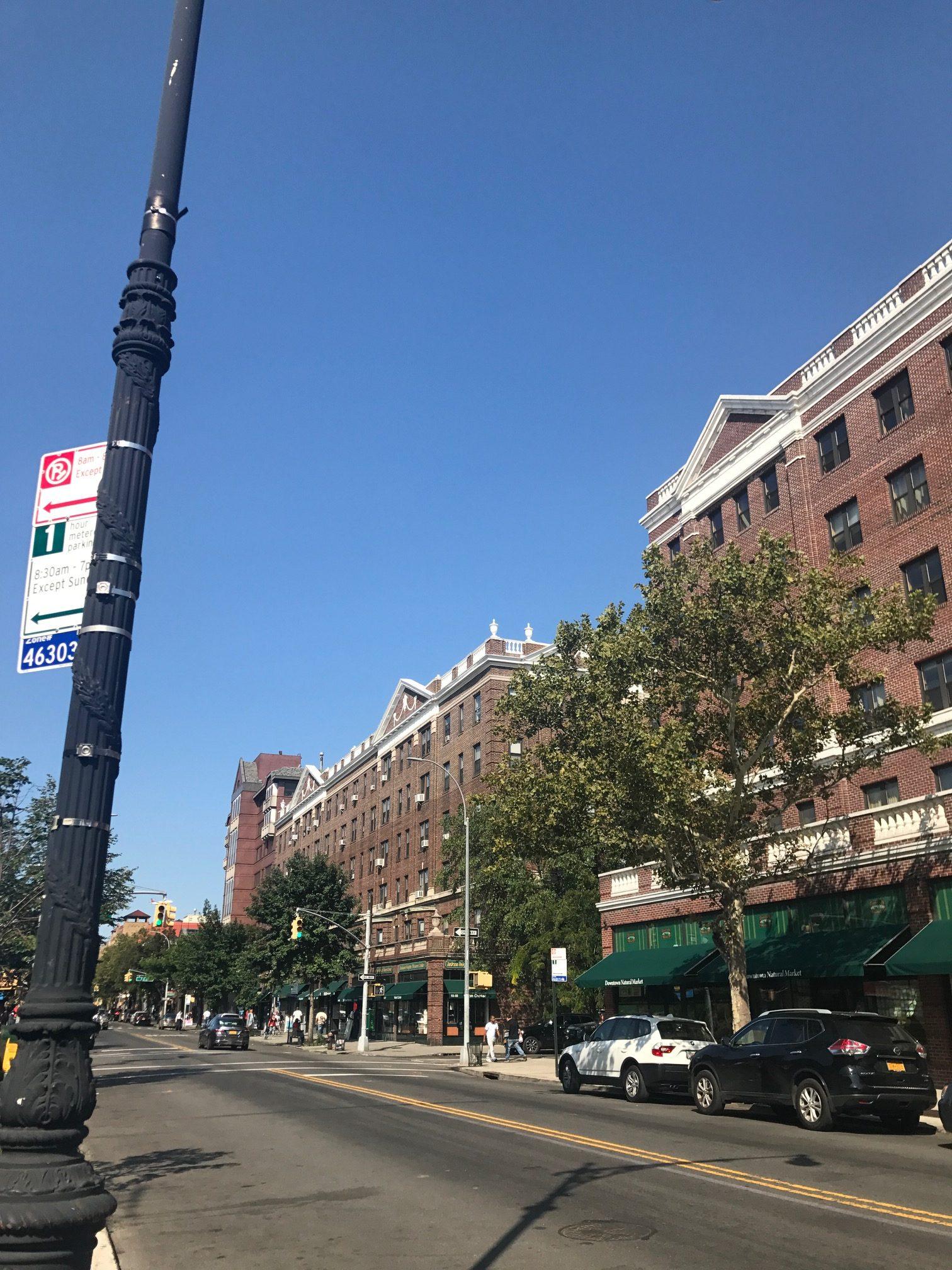 近所 ニューヨーク